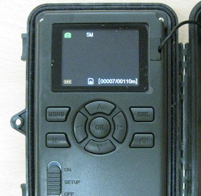 操作パネル (SG860C-8M、SG560P-8M、SG560D)