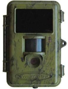 自動撮影カメラ